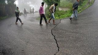 6.8 Magnitude Earthquake Hits India-Myanmar Border