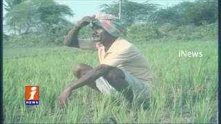 Paddy Farmers Worrying with Lack of Rains Rains In Srikakulam | iNews