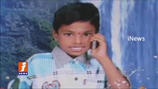 Stray Dogs Kill 4th Class Boy at Ipurupalem | Prakasam District | iNews