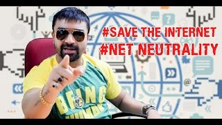 Ajaz Khan's Take On Net Neutrality SaveTheInternet - iDiOTUBE