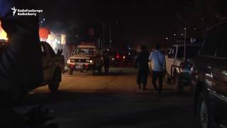 American University of Afghanistan in Kabul Attacked