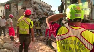 Italy's earthquake toll at 159 killed