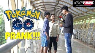 Pokemon Go Prank - The Hunt For Pikachu - iDiOTUBE (Pranks In India)