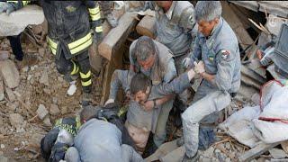 Italy Quake: Death toll crosses 248, several trapped under debris