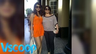 Priyanka Chopra To Share Screen Space With Her Mom - VSCOOP