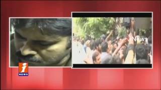 Pawan Kalyan Visits Vinod Royal's Home | Condolences to Vinod Royal Family | Tirupati | iNews