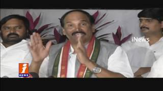 TPCC Accepting Challenge From KCR Irrigation Projects   iNews