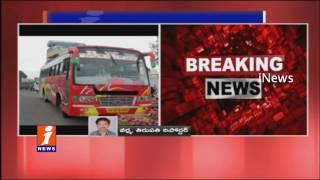Heart Attack to Bus Driver Driver Stopped Bus Safety,Saved Passengers | iNews