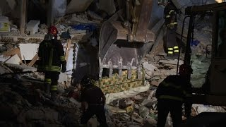 Death toll climbs in Italy quake disaster
