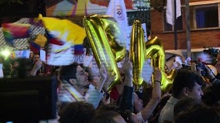 Colombia, FARC hail peace deal ahead of referendum