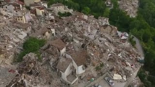 Death toll rises after Italy earthquake