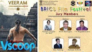 Kunal Kapoor's Veeram To Premiere At 1st BRICS Film Festival - VSCOOP