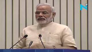 India needs a collective opening of minds, to let in new, global perspectives:  PM Modi