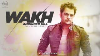 Wakh (Full Audio Song ) Amrinder Gill  Yo Yo Honey Singh