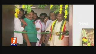 Bojjala Gopalakrishna Launches His Chamber | AP Temporary Secretariat | iNews