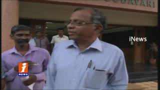 TS and AP Irrigation Offices Participated in Krishna River Board Meeting Held at Jala Soudha | iNews