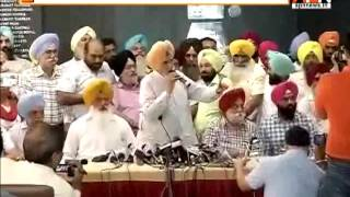 Aam Aadmi Party sacks Succha Singh as convener of AAP in Punjab