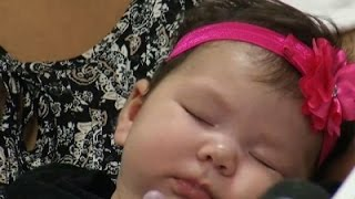 No Signs of Microcephaly for Baby Born with Zika