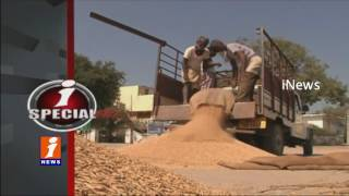 Solution For Drought in Telugu States | iSpecial | iNews