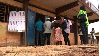 Polls open in Gabon with Bongo's fate in the balance