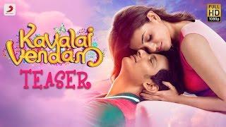 Kavalai Vendam - Official Teaser Jiiva, Kajal Aggarwal