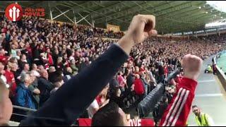 FAN CHANTS! - Hull City 0-1 Manchester United - English Premier League