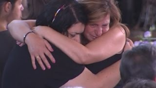 Raw: Italy State Funeral for Quake Dead