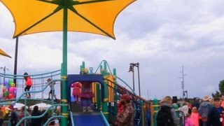 Playground Dedicated to Islamic State Hostage