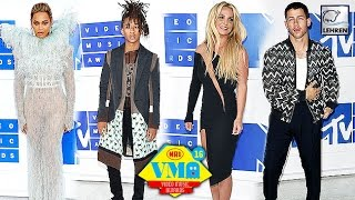 VMA 2016: Red Carpet ARRIVALS - Beyonce, Britney Spears