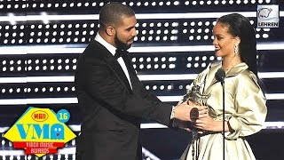 VMA 2016: Drake's Love Confession For Rihanna - Video Vanguard Award