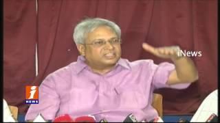 Undavalli Arun Kumar Warning to Minister Narayana | iNews