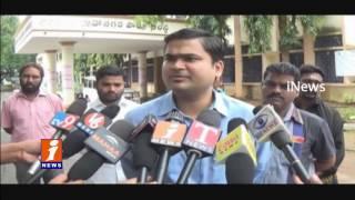 Greater Warangal Municipal Corporation Commissioner Flags Off Swachh Bharat Bike Rally | iNews