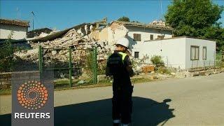 Quake survivors describe their escapes