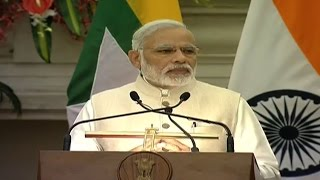 India assures assistance to Myanmar to enhance development: PM Modi
