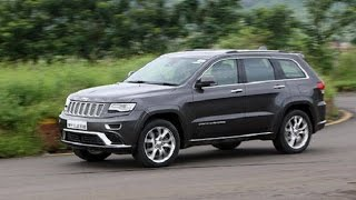 Jeep re-enters Indian market with Grand Cherokee