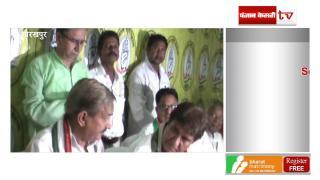 राज बब्बर ने सपा बसपा और बीजेपी पर बोला हमला