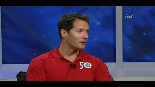 Next ISS team talks about their mission launching in November