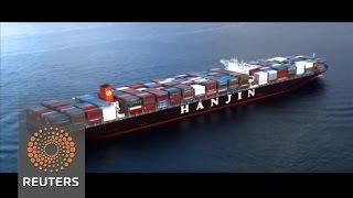 Hanjin Shipping Co runs out of steam