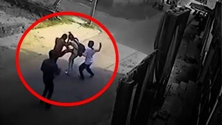 On cam: Goons brutally thrash boy in Meerut for Rs 250