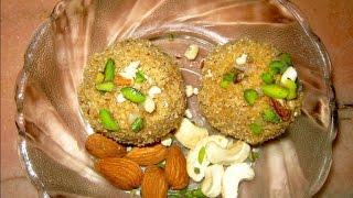 Rajasthani churma recipe churma ladoo recipe