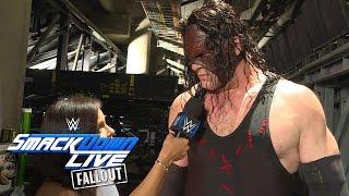 How does Kane feel about milkmen?: SmackDown Live, Aug. 30, 2016