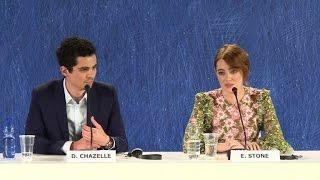 'La La Land' musical dazzles Venice Film Festival