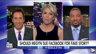 Megyn Kelly responds to Facebook trending FAKE story about her being FIRED