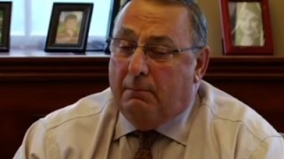 Maine Gov. LePage Vows He Won't Resign
