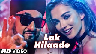 LAK HILAADE  Video Song Manj Musik,Amy Jackson,Raftaar Latest Hindi Song