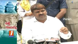 GHMC Plans To Educate People On Soil Ganesh For Vinayaka Chaviti From Next Year | iNews