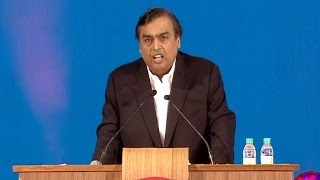 Reliance Jio 4G Launch: Now Every Indian Can Do 'Data-Giri' Says Mukesh Ambani