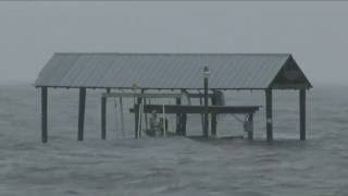 Hermine Moves Inland After Florida Landfall