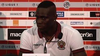 Wayward footballer Balotelli: Nice did not take risk with me