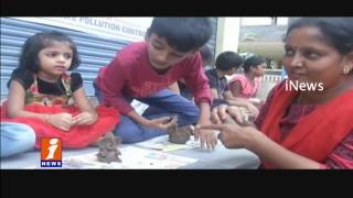 GHMC Plans to Develop Clay Ganesha From Next Chaturthi | iNews